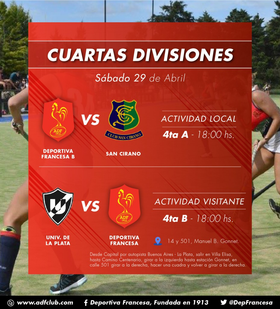 HOCKEY 29 y 30 de Abril-03
